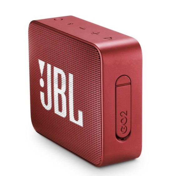 Портативная акустика JBL Wireless Speaker GO 2 Bluetooth