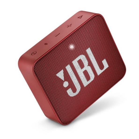 Портативная акустика JBL Wireless Speaker GO 2 Bluetooth Беспроводной динамик красный