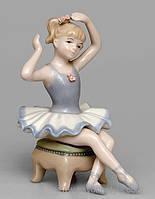 Фарфоровая статуэтка Балерина 14 см Pavone CMS - 19/24