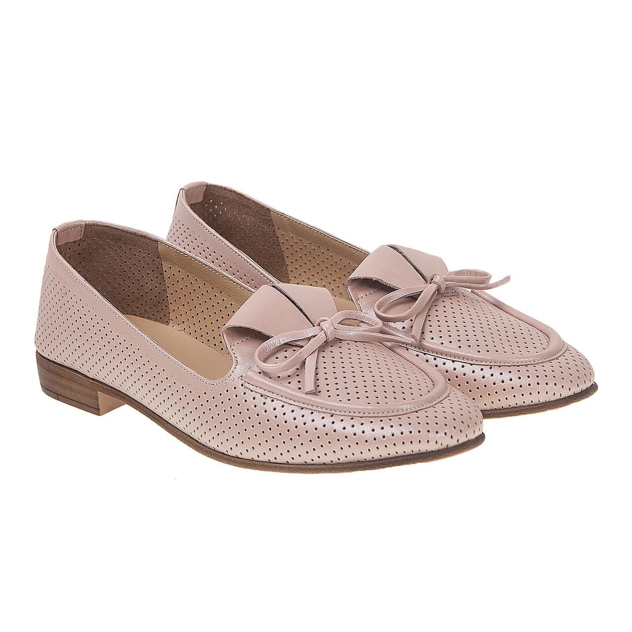 Балетки женские Estоmod (розовые, стильные, модные, легкие) 36 - Интернет-магазин женской и мужской обуви Krok в Киеве