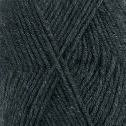 Пряжа DROPS Merino Extra Fine, цвет 03 Dark Grey Mix