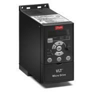 Преобразователь частоты Danfoss Micro Drive FC51 / 1 ф / 220 В / 0,37 кВт