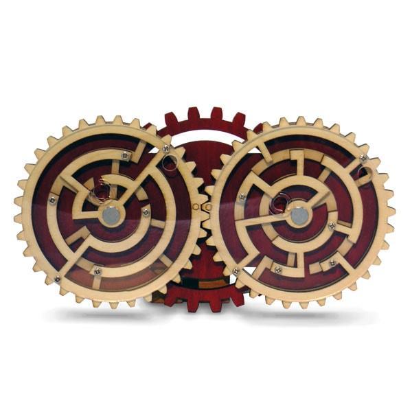 Головоломка Constantin Puzzle Double Trouble (уникальная головоломка, игрушки из дерева)