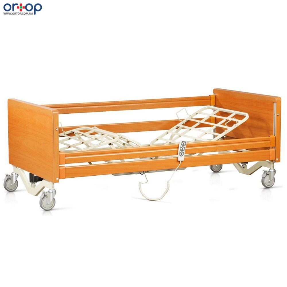 Кровать с металлическим ложем и электроприводом «TAMI».