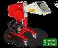 Измельчитель веток Arpal  АМ-80 БД с бензиновым двигателем 7 л.с. (диаметр веток 80 мм), фото 1