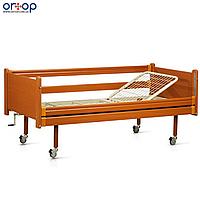 Кровать деревянная функциональная двухсекционная, фото 1