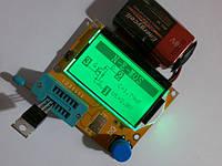 Тестер для проверки радиодеталей, с батарейкой.