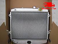 Радиатор водяного охлаждения УАЗ 452, 469 (2-х рядн.) (покупн. Пекар). 3741-1301010. Цена с НДС.