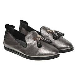 Туфли лоферы женские Kristi Belle (стильные, модные, удобные, оригинальные)