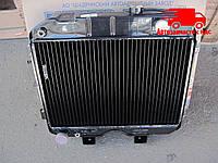 Радиатор водяного охлаждения УАЗ (3-х рядн.) (пр-во ШААЗ). 3741-1301010-04. Цена с НДС.