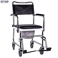 Кресло-каталка с санитарным оснащением, фото 1