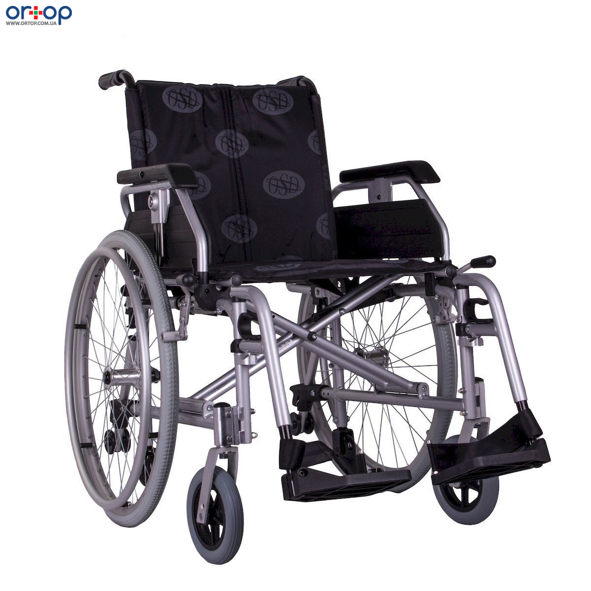 Легкая коляска LIGHT III хром, фото 1
