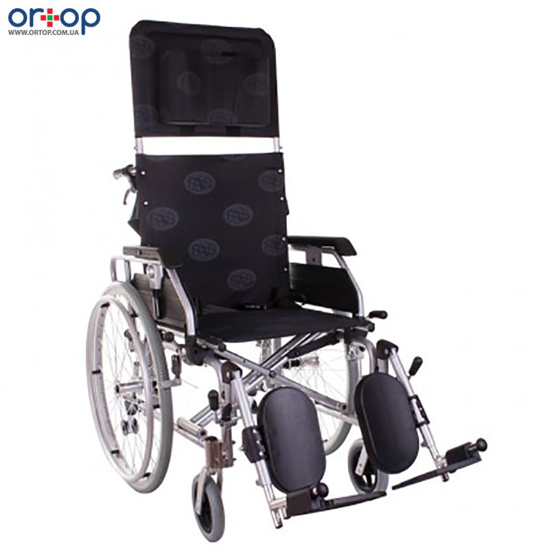 Многофункциональная алюминиевая коляска «Recliner Modern » (с откидной спинкой)
