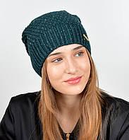 """Жіноча шапка """"Морошка"""" Пляшка"""