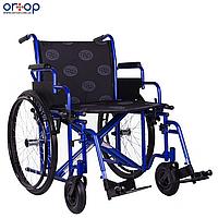 Инвалидная коляска OSD Millenium HD с усиленной рамой(ширина 50 см), фото 1