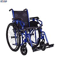 Инвалидная коляска OSD Millenium III синяя, 50 см, фото 1