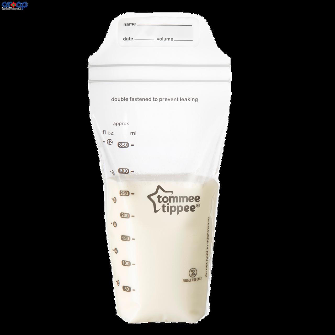 Пакеты для хранения грудного молока Tommee Tippee
