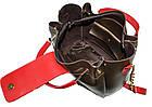 Женская бронзовая сумка Michael Kors (26*27*13) , фото 4