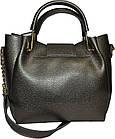 Женская серебряная сумка Michael Kors (26*27*13) , фото 2