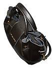 Женская серебряная сумка Michael Kors (26*27*13) , фото 4