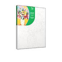 Набор, акриловая живопись по номерам Ваза с цветами, Rosa Start, 00013081