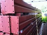 "Склад тип ""Орск"" ангар 18х42 , фермы, навес, цех, производство, каркас, фото 2"