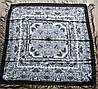 Платок шерстяной павлопосадский (120см) 607020, фото 3