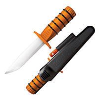 Нож выживания Cold Steel Survival Edge Orange, фото 1