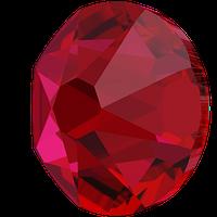 Кристаллы Сваровски клеевые холодной фиксации 2088 Scarlet F