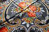 Платок шерстяной павлопосадский (120см) 607021, фото 2