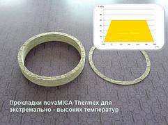Уплотнительный материал для экстремально-высоких температур novaMICA THERMEX