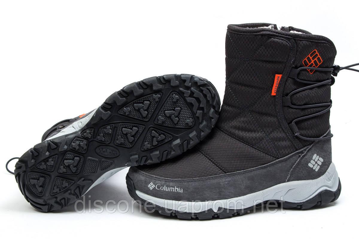 774bb52de Зимние ботинки ▻ Columbia Keep warm, серые (Код: 30281) ▻(нет на складе) П Р  О Д А Н О!