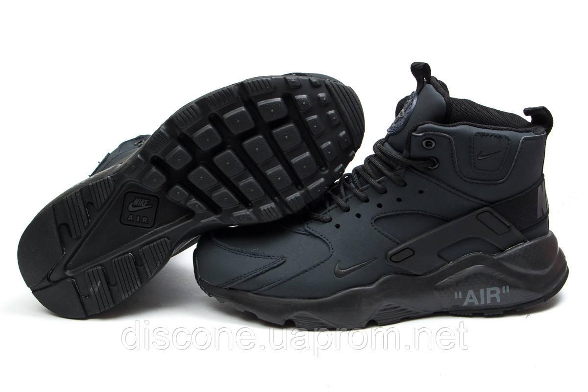 Зимние ботинки ► Nike Air,  серые (Код: 30294) ► [  (последняя пара)  ] ✅Скидка 52%