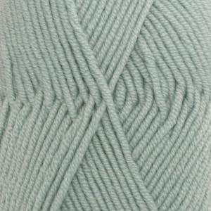 Пряжа DROPS Merino Extra Fine, цвет 15 Light Greyish Green
