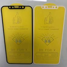 6D стекло для телефона iPhone X (10)