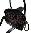 Женская бордовая сумка Michael Kors (26*27*13), фото 5