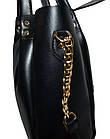 Женская бордовая сумка Michael Kors (26*27*13), фото 6