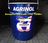 Смазка Графитная (ведро 17кг), фото 1