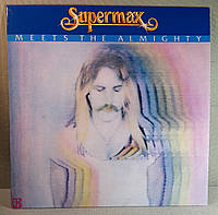 CD диск Supermax - Meets the Almighty, фото 1
