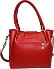 Женская красная сумка Michael Kors (26*27*13), фото 2