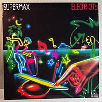 CD диск Supermax - Electricity, фото 1