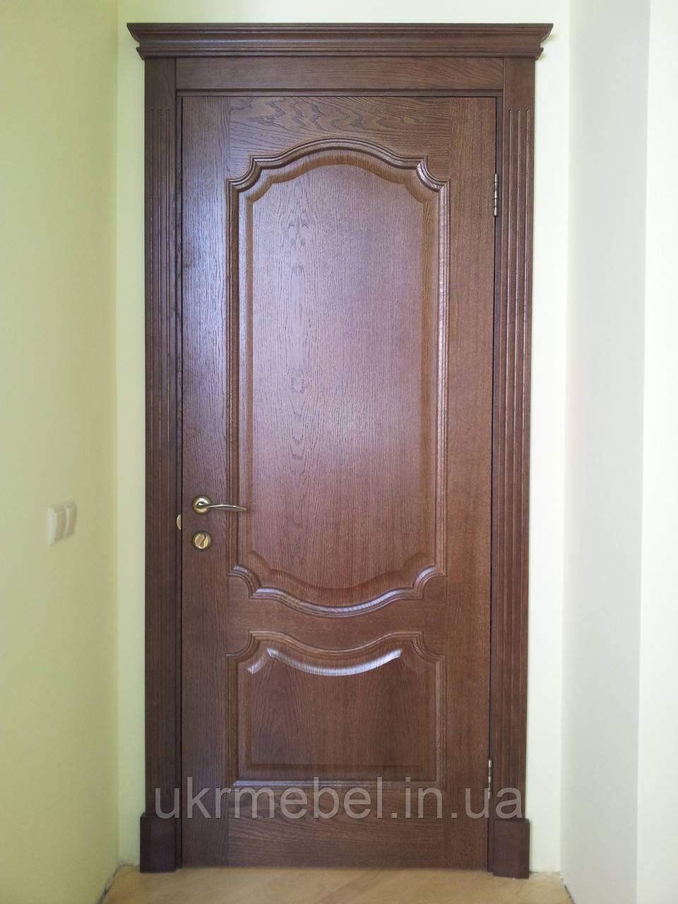 Изготовление деревянных дверей. Двери из дерева под заказ. Деревянные двери под заказ.Деревянные арочные двери