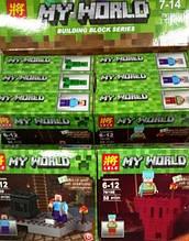 "Конструктор ""Minecraft"" 60 деталей"