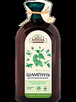 Зеленая Аптека  Шампунь для нормальных волос «Крапива двудомная и репейное масло»  350 ml.
