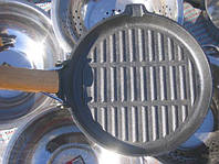 Чугунная сковорода блинная 22 см
