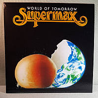 CD диск Supermax - World Of Tomorrow