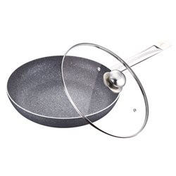Сковорода с мраморным покрытием 28см PH-15448