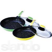 Сковородка Ceramic Coating ( сковорода ) MR1220-22