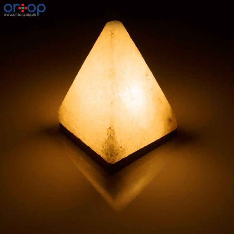 Соляная лампа SALTKEY PYRAMID(Пирамида) обычная 4,5-5 кг