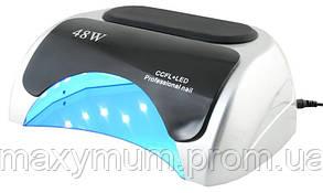 УФ-лампа светодиод + CCFL 48 Вт для маникюра